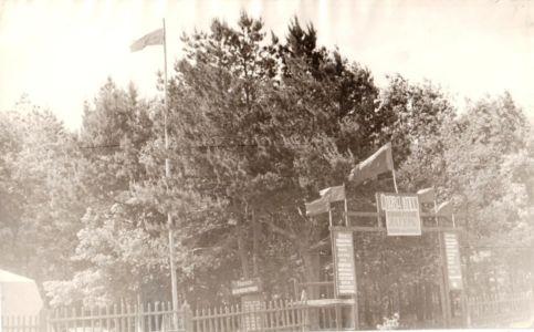 Пионерский лагерь колхоза имени Ленина
