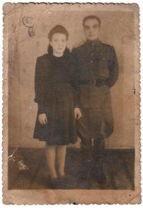 Пашенцевы Дмитрий Ильич и Екатерина Ивановна (29.07.1949 г.)